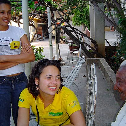 2004 Trote Solidario Territorio