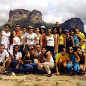 2002 As sócias fundadoras se conhecem na UFMG