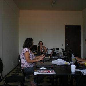 2010.1 Raízes abre um escritório na Pampulha em BH para desenvolver o trabalho de correção dos inventários da oferta turística de Minas