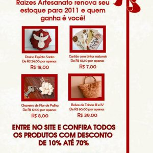 2010.14 Mala direta especial de Natal