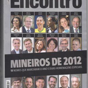 2012.13 Sócias da Raízes são destaque na Revista Encontro