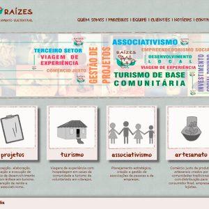 2012.14 Raízes lança novo site