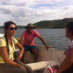 2013.13 Jussara realiza projeto no Baixo São Francisco