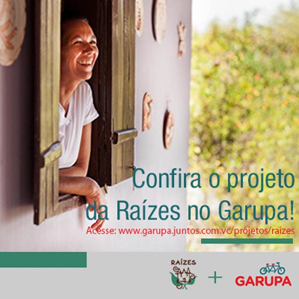 2013.4 Raízes participa do lançamento da plataforma Garupa com proposta de roteiro inédito no Jequitinhonha
