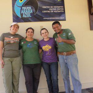 2013 Projeto Arara Azul
