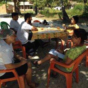 2015.7 Jussara e Marianne desenvolvem projeto de turismo rural no Sergipe