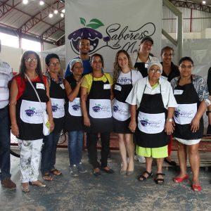 2016.03 Com apoio da Raízes Feira Gastronômica Sabores do Morro se fortalece em Catas Altas