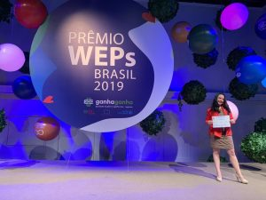 Raízes DS recebe premio weps 2019