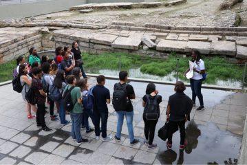 História Afro-brasileira - Tour Pequena África: imagem do Cais do Valongo
